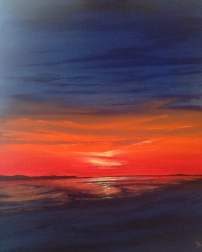 'Crimson End' SOLD