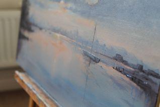 'Dawn Reflections'