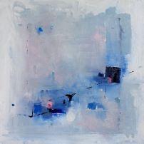 dan wellington art - abstract blue