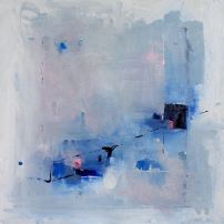dan wellington art - abstract blue
