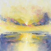 dan wellington art - golden reflections